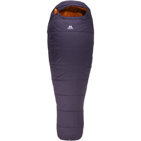 Mountain Equipment Starlight II Slaapzak Regular, aubergine / blaze